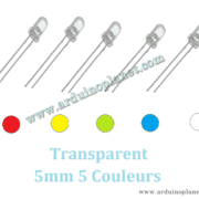 Led 5mm Transparent